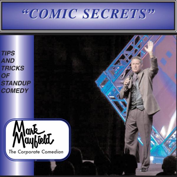 Comic Secrets Comic Secrets (CD) Comic Secrets (CD) ComicSecrets 600x600
