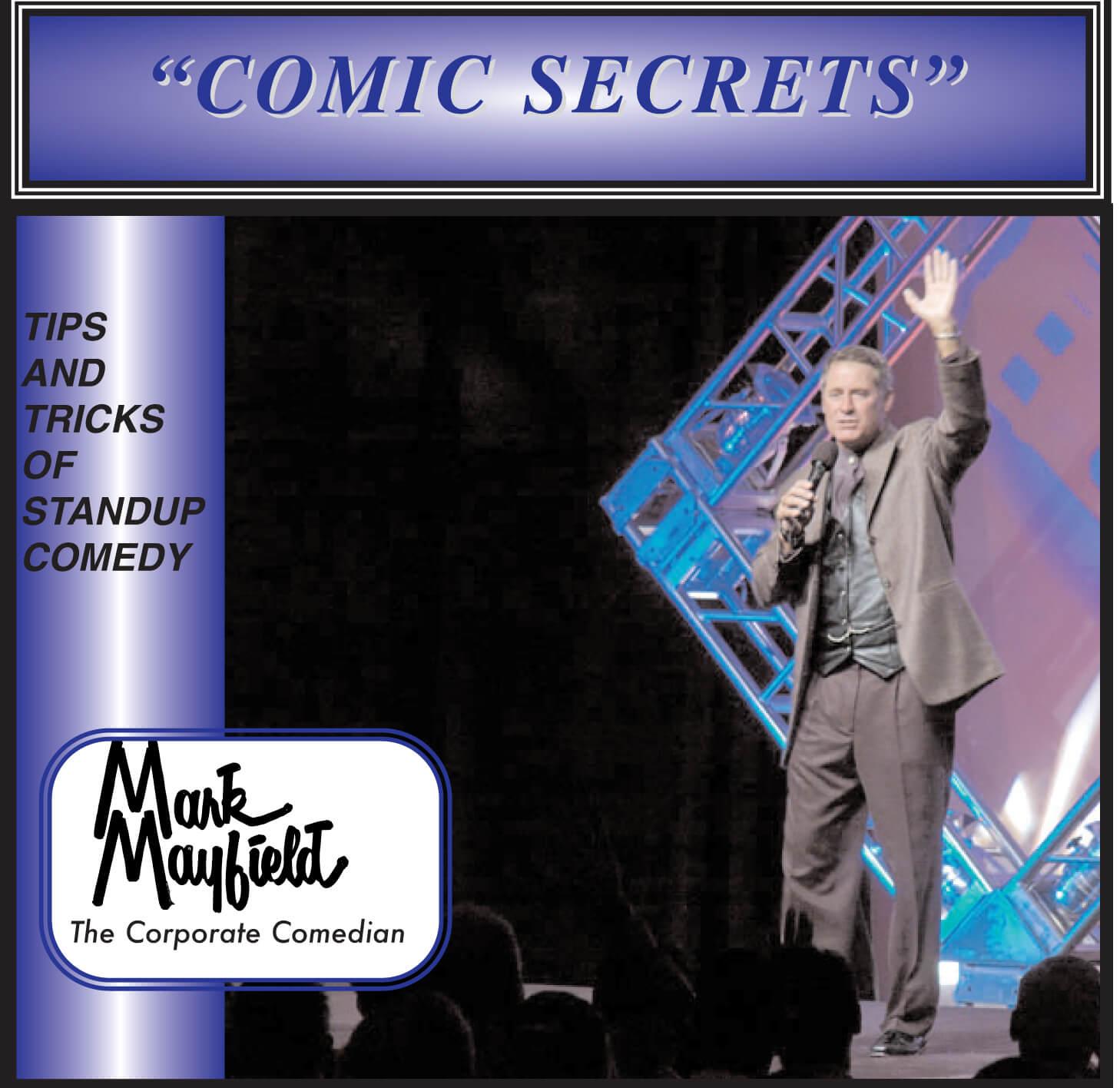 Comic Secrets