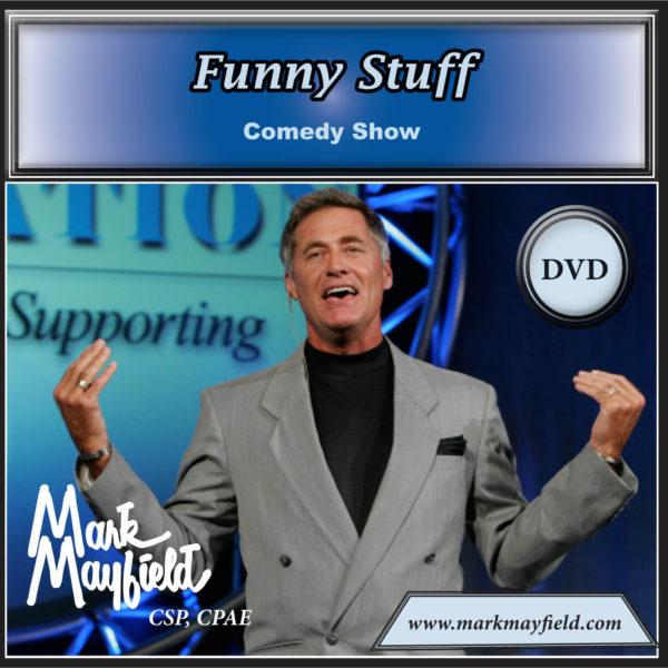 Funny Stuff DVD Funny Stuff (DVD) Funny Stuff (DVD) FunnyStuffDVD 600x600