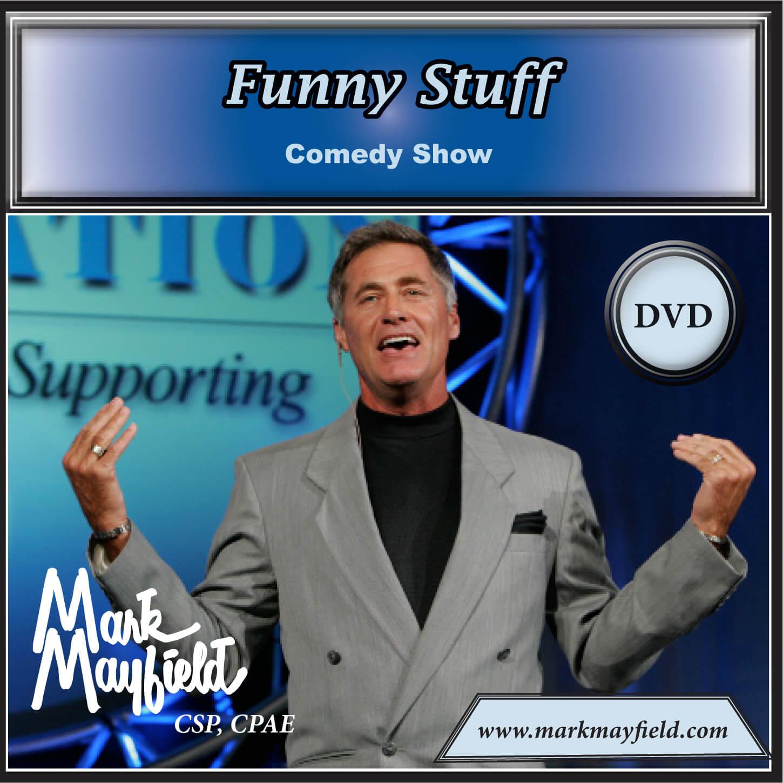 Funny Stuff DVD
