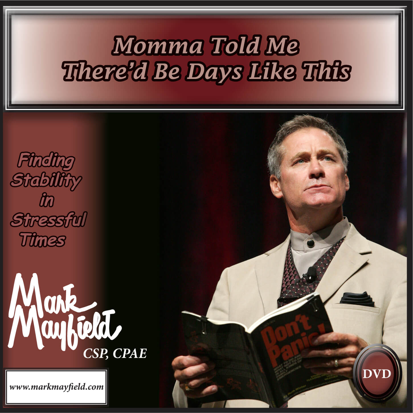 Momma Told Me DVD