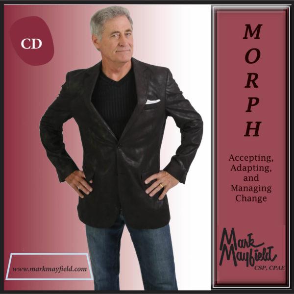 Morph CD morph (cd) MORPH (CD) MorphCD 600x600