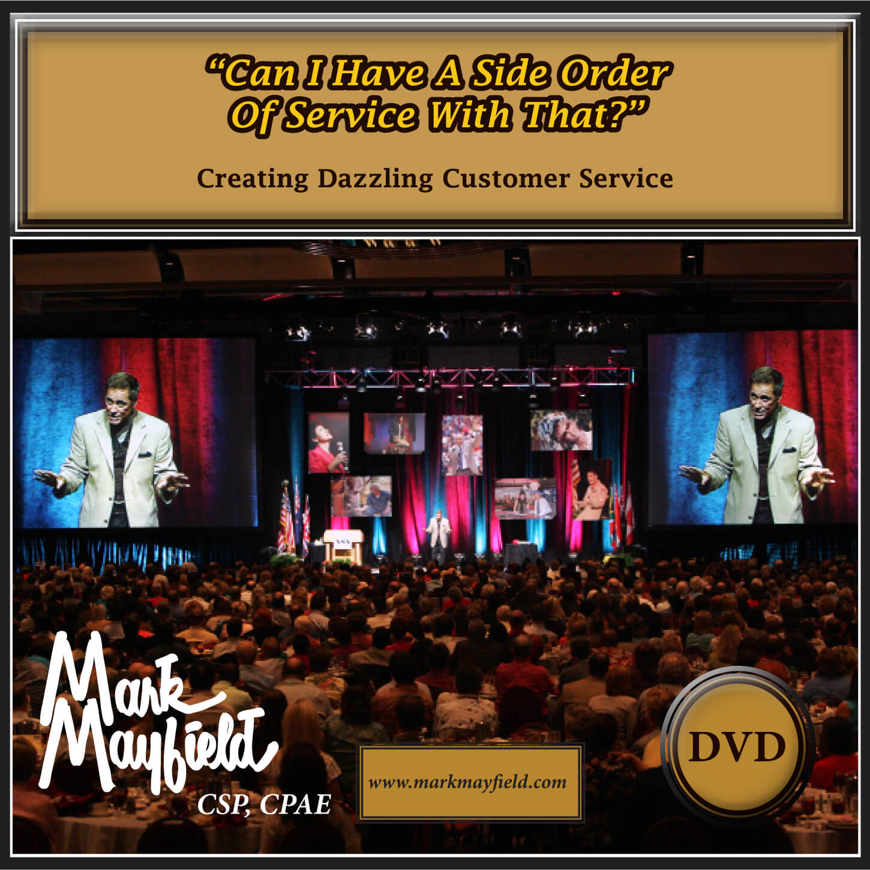 Service DVD