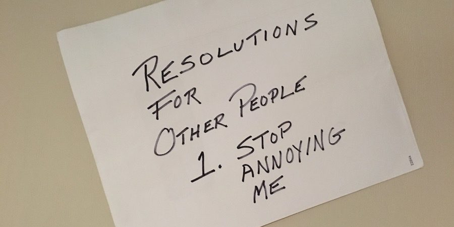 Funny Motivational Speaker and a Resolution Revolution
